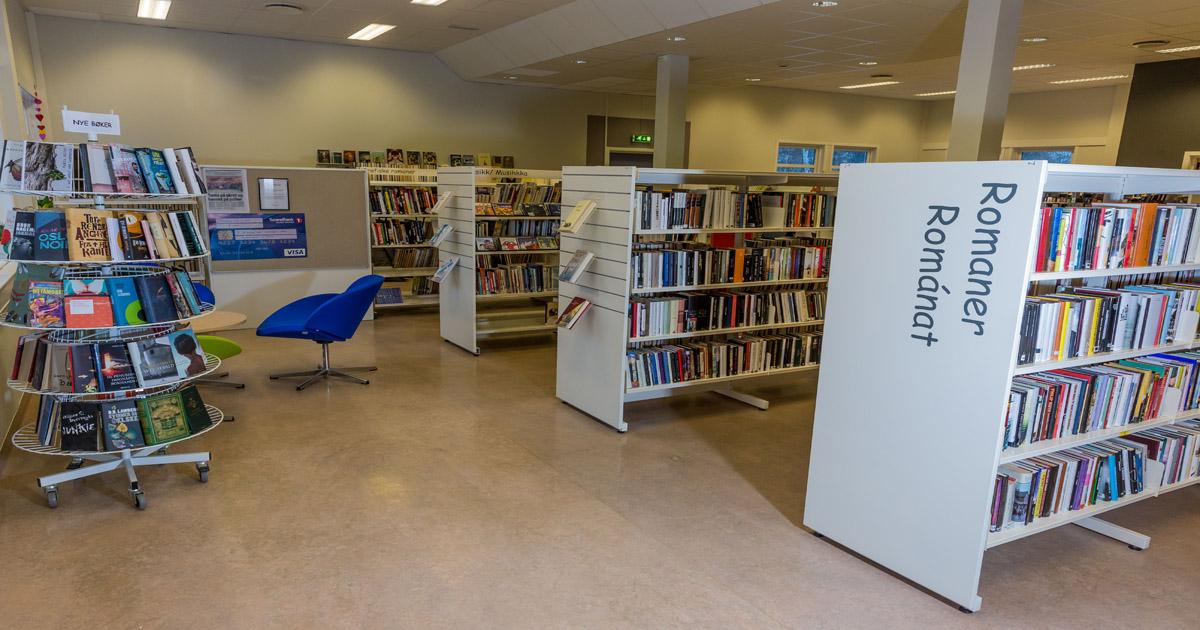 Lavangen bibliotek
